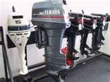 Pictures of Outboard Motors Cleaning
