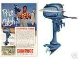 Evinrude Outboard Motor Owners Manual Photos