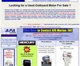 Used Outboard Motors For Sale