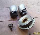 Photos of Evinrude Outboard Motor Parts