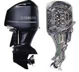 Images of Outboard Motor Yamaha